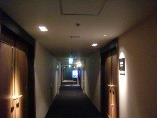 1年ぶりの日航ホテルです。