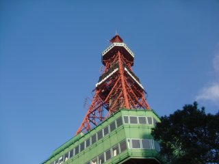 テレビ塔です。