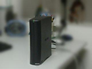 HDD本体と言うより制御基板の故障の様です。