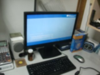 私のPC本体のHDDをアップグレード実施。