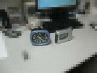 時計の電池切れが相次いだ。