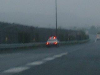 今日の中国道は交通取締りがウザかったです。