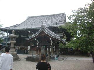 一心寺に参りました。