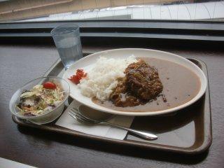 神戸コロッケカレーを食しました。