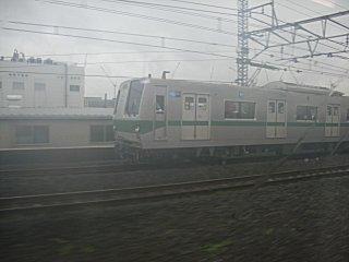 パワー・エレクトロニクス(サイリスタ・チョッパ)制御車の魁である同じく千代田線6000系の最後の疾走。
