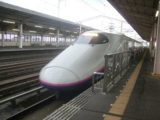 """東海道なら""""こだま""""相当のなすの274号に終点東京まで乗車。"""