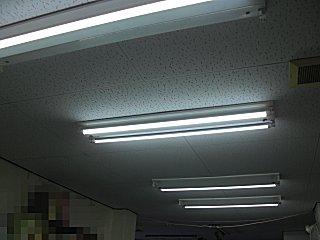 同LED化後の様子。LEDは近々フルに入れます。