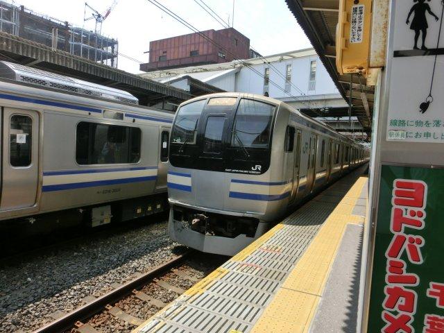 千葉で快速エアポート成田に乗り継ぎ、佐倉に向かいました。