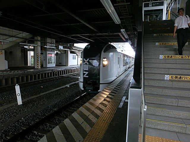 スーパービュー踊り子と共に特急券が割高なA特券のみの成田エクスプレスです。