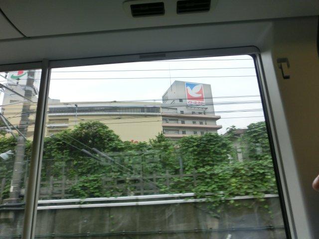昔ながらのハトマークのイトーヨーカ堂津田沼店です。