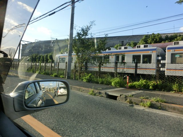 南海多奈川線・多奈川駅です。