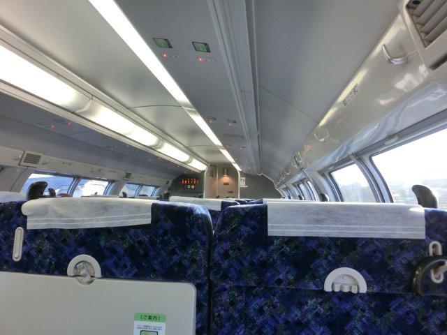 間々田から新宿湘南ラインの快速グリーン車に乗りました。