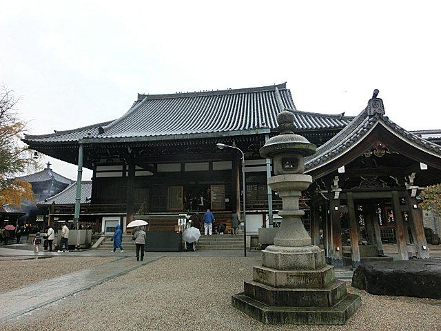 一心寺を参りました。