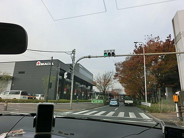 アマダの大阪テクニカルセンターです。