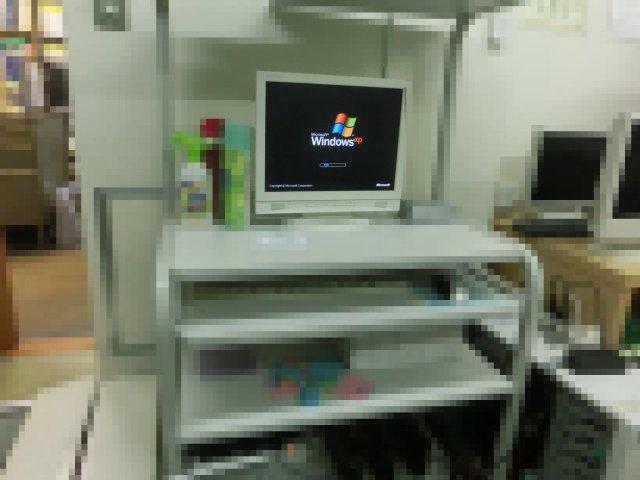 クローンHDDからのブートが出来ました。