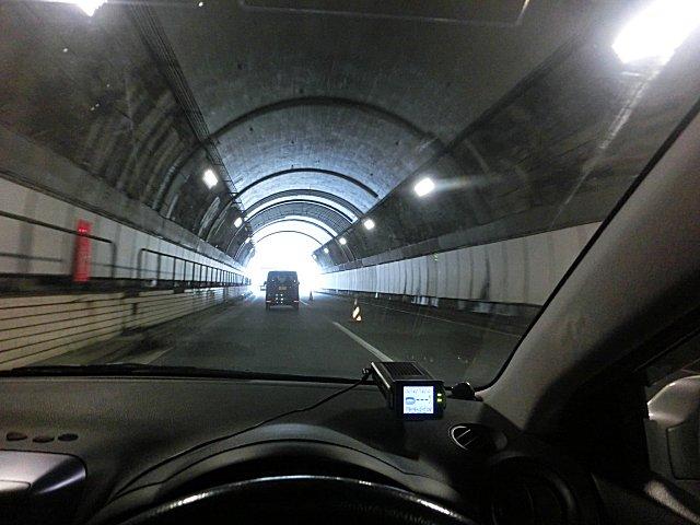 あの事故以来トンネル工事がやたらと増えました。