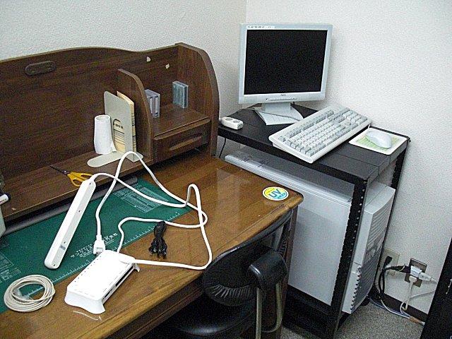 廃パソコンからの脱出です。