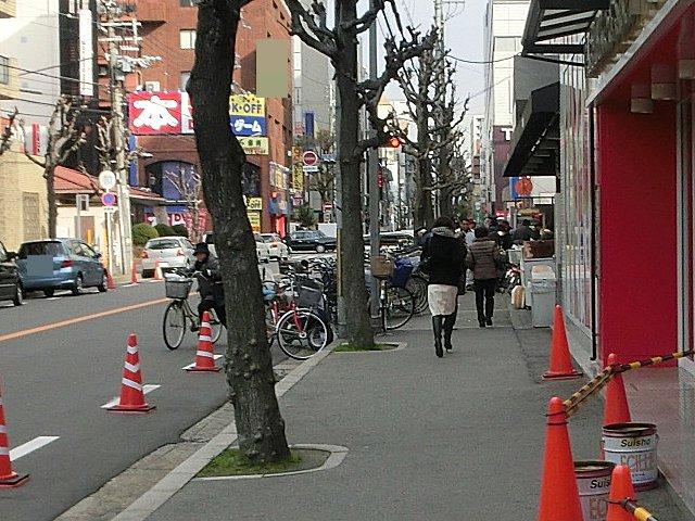 コーヨー江坂店です。
