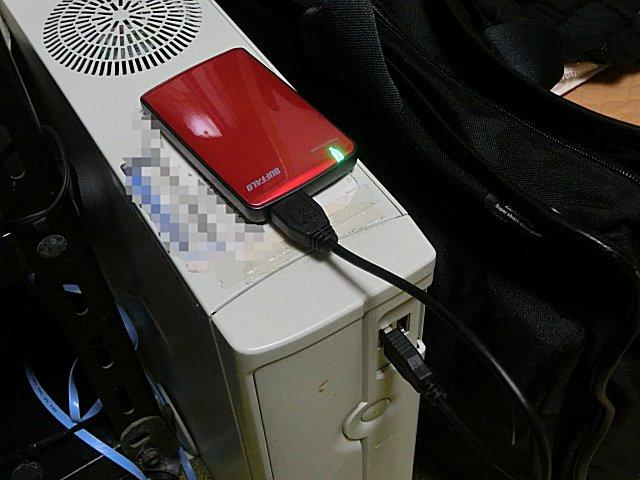 新SSDは自宅サーバでも問題なく使えました。