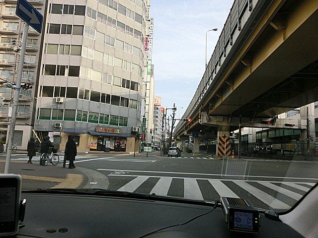 分かり易そうで分かり難いチサンホテル新大阪です。