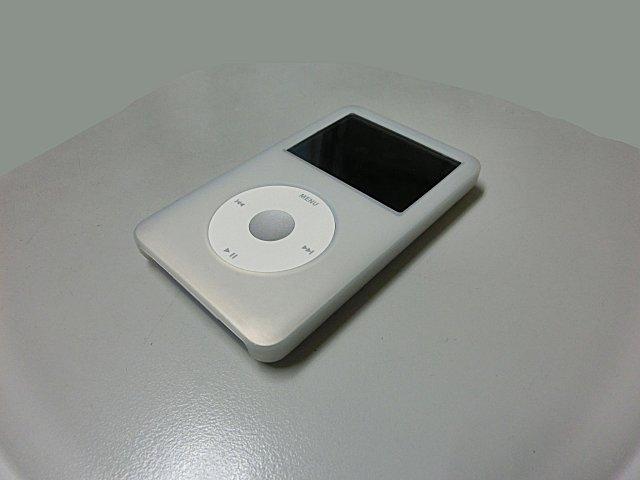 「新」iPod classicのセットアップ完了。