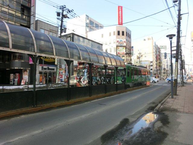 阪堺でもビリケン電車をやって欲しいものです。