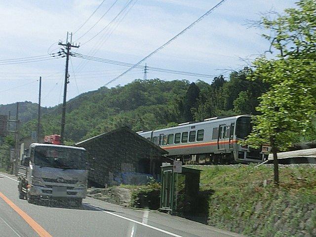 姫新線のキハ126系です。