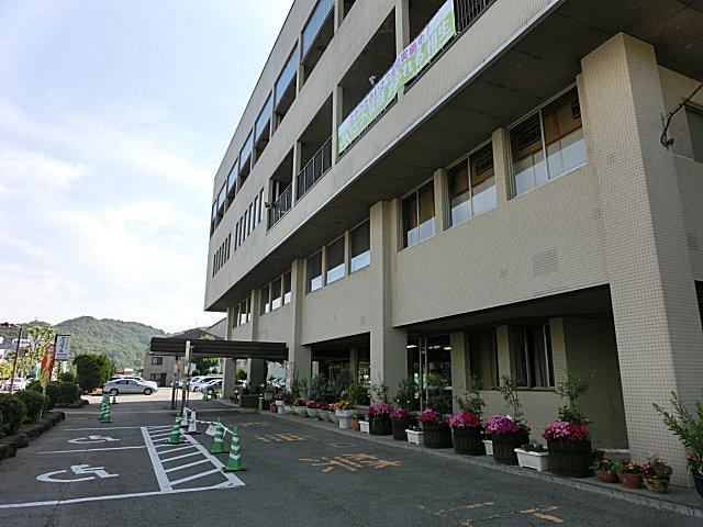 相生市民会館です。