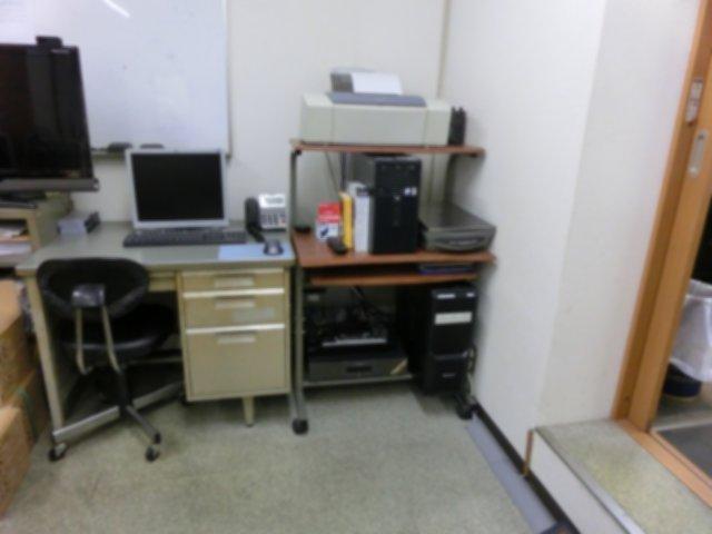 再生PCは場所を移動。