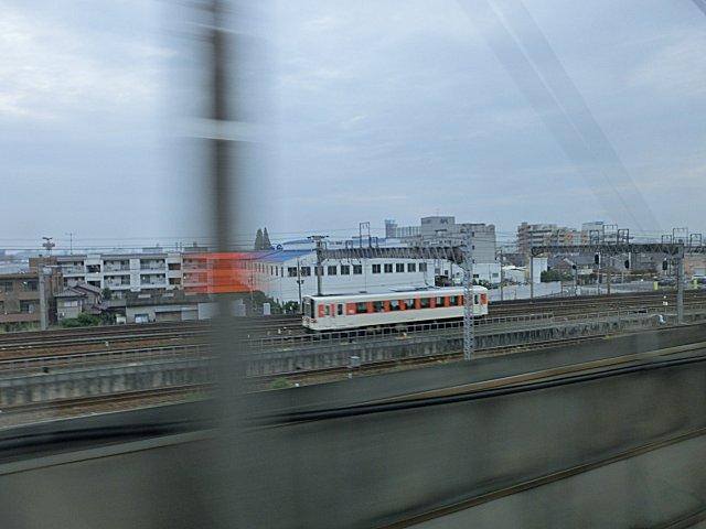 toIcaが使えない東海交通事業のキハ11です。