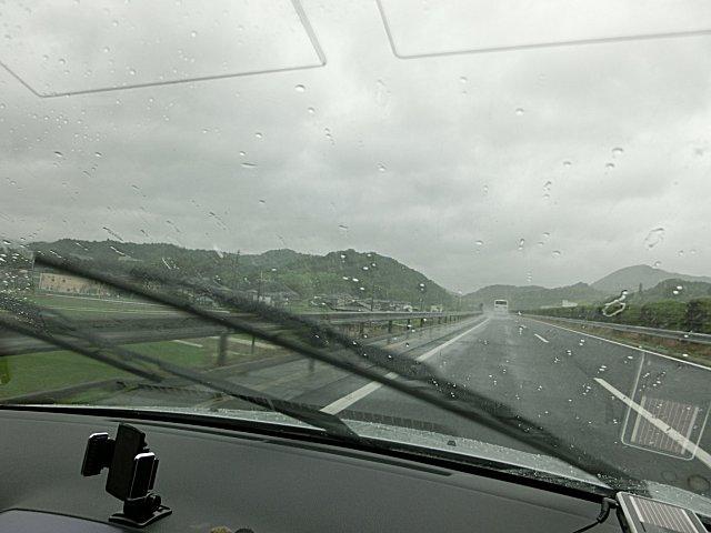 福崎インター付近です。