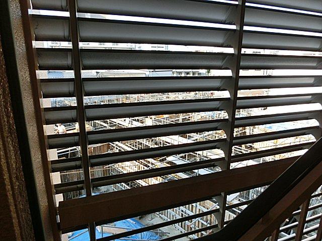 リベール吹田の建設工事現場です。