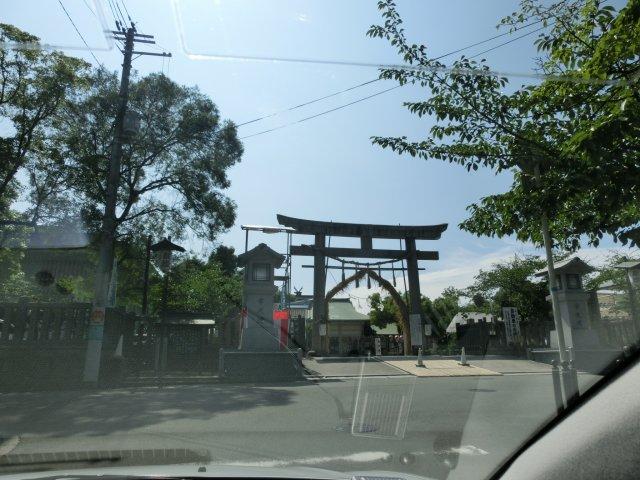 生玉魂神社に参りました。