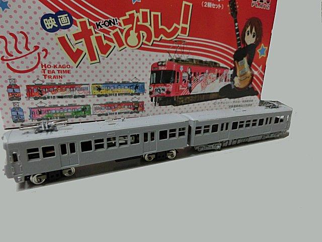 京阪600形らしくなりました。