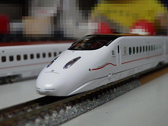 九州新幹線・800系1000番台・U007編成です。