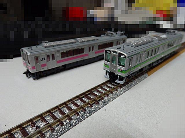 同じマイクロでもE127系と701系は動きました。