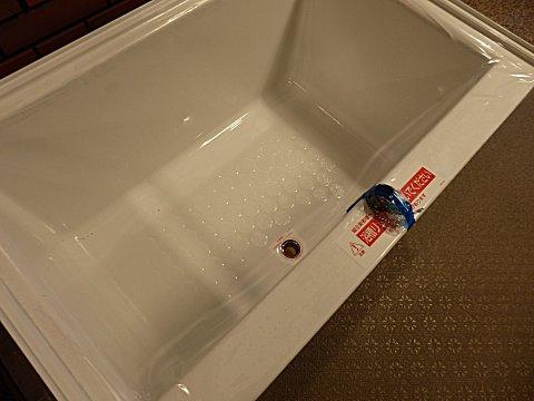 TOTOのWHシリーズSタイプ浴槽です。