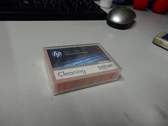 320タイプDATクリーニングテープです。