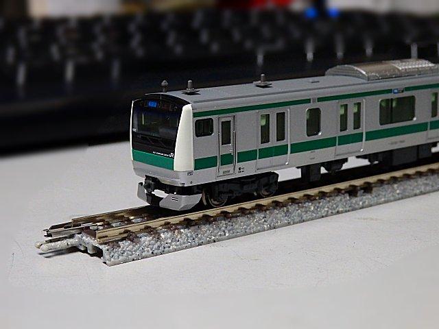 KATOのE233系7000番台埼京線です。