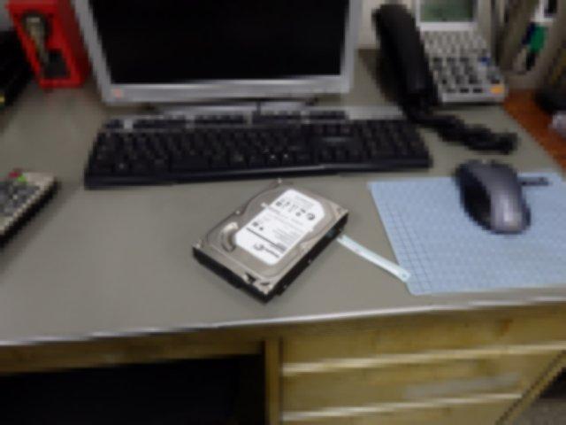 アキテクチャが陳腐化した我社のパソコン。