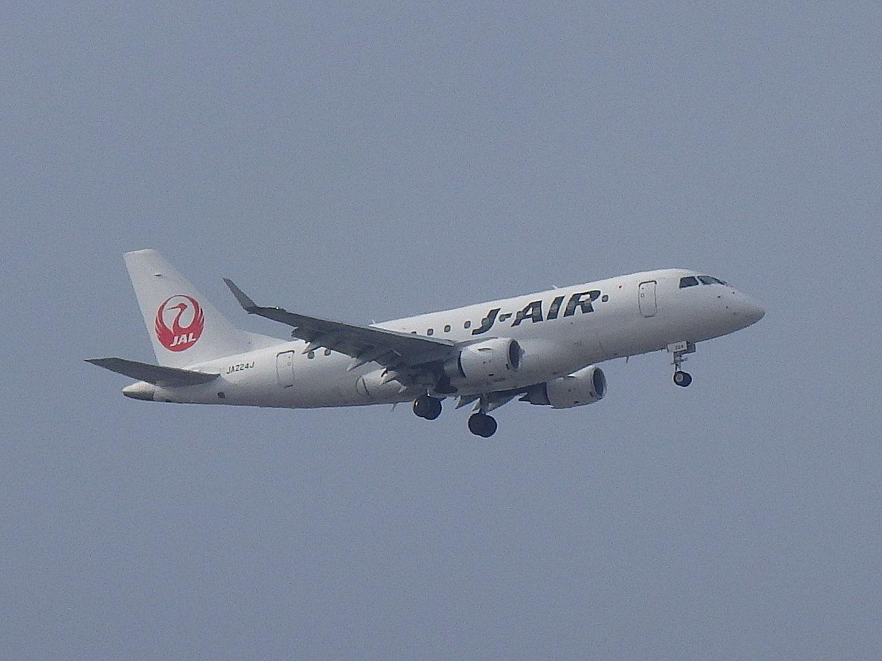 JALグループは15機保有しています。