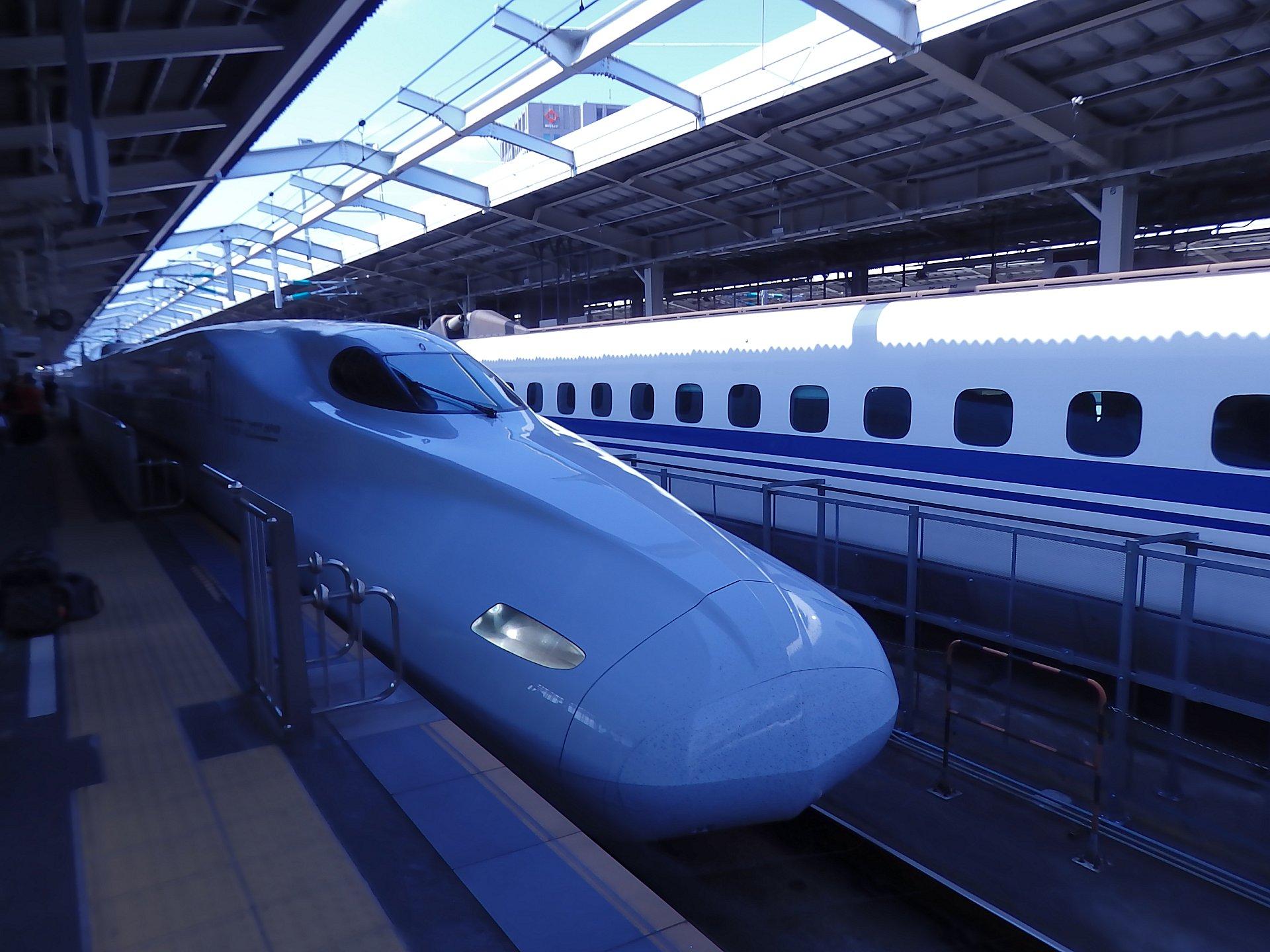 これに乗るとLCC東海道など乗れなくなります。