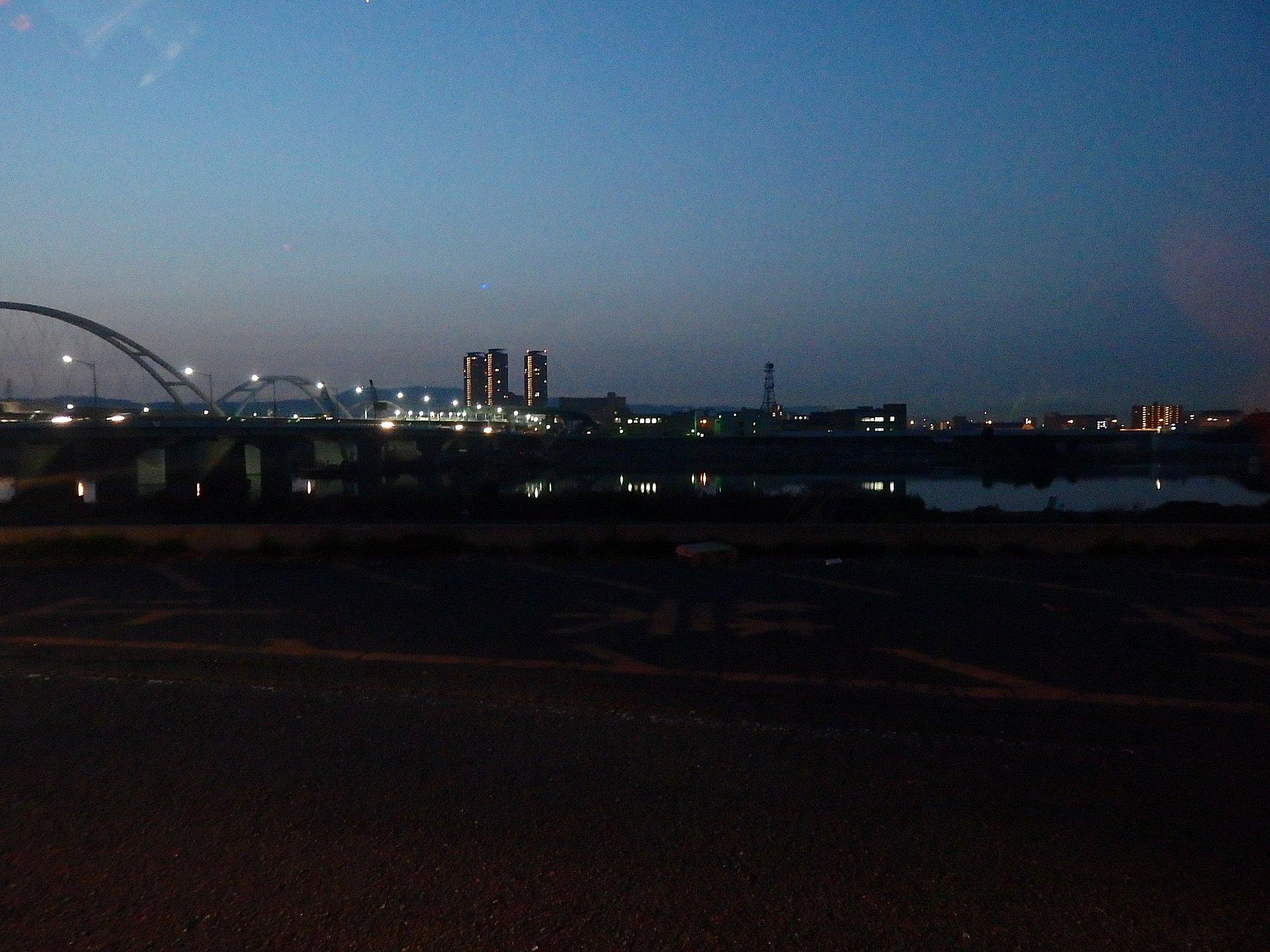淀川です。
