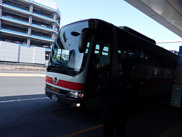 京急バスに乗りました。