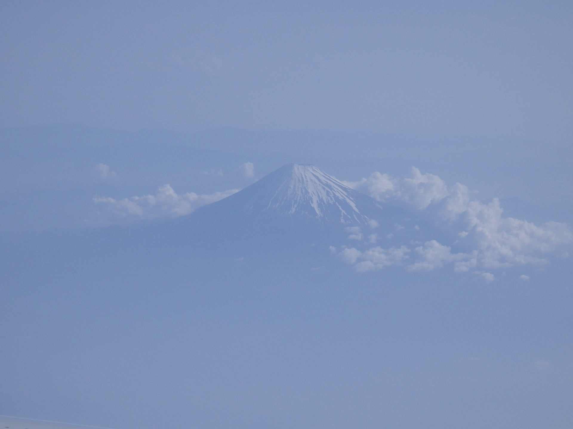 富士山です。