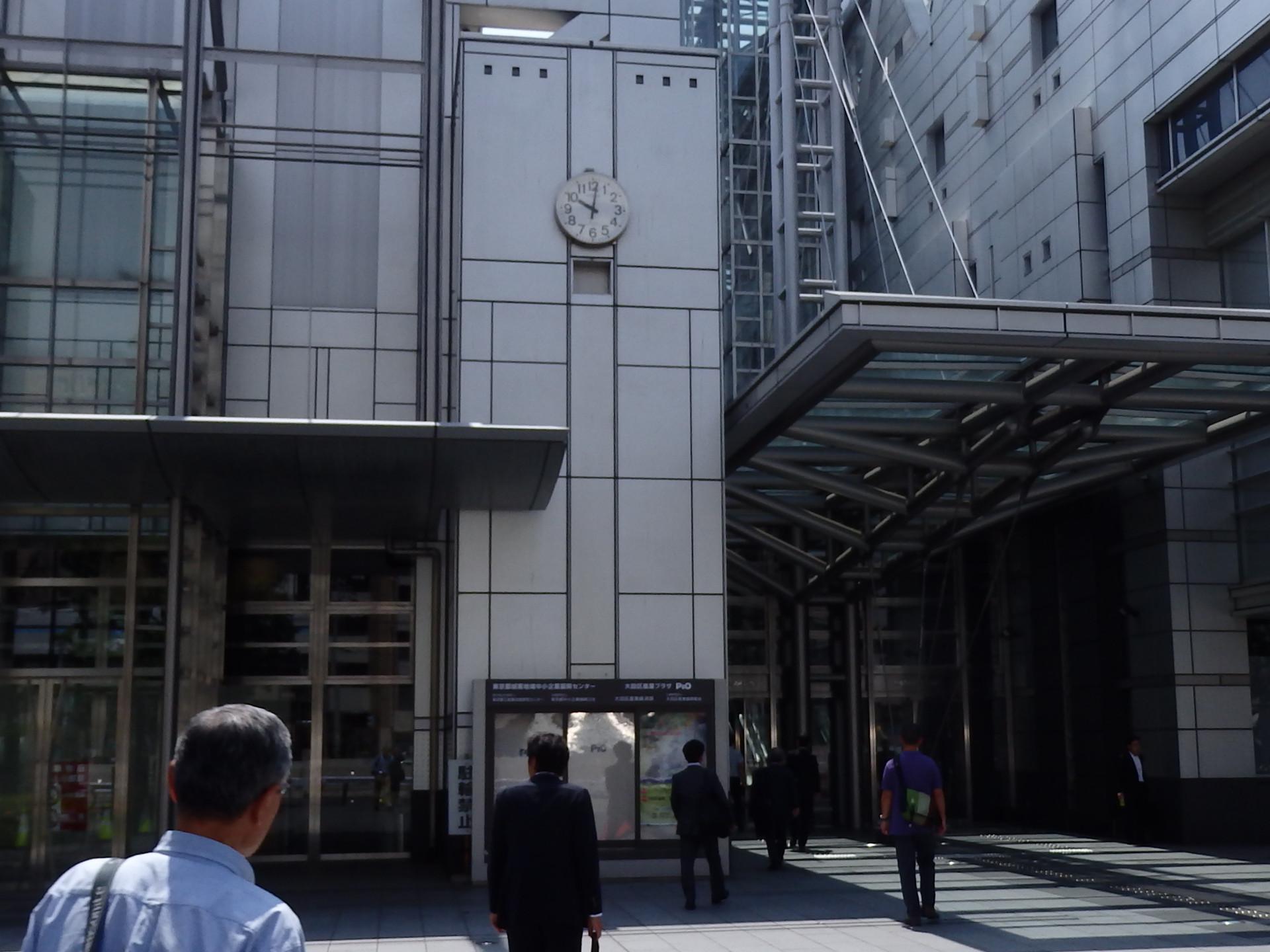 大田区産業プラザPIOです。