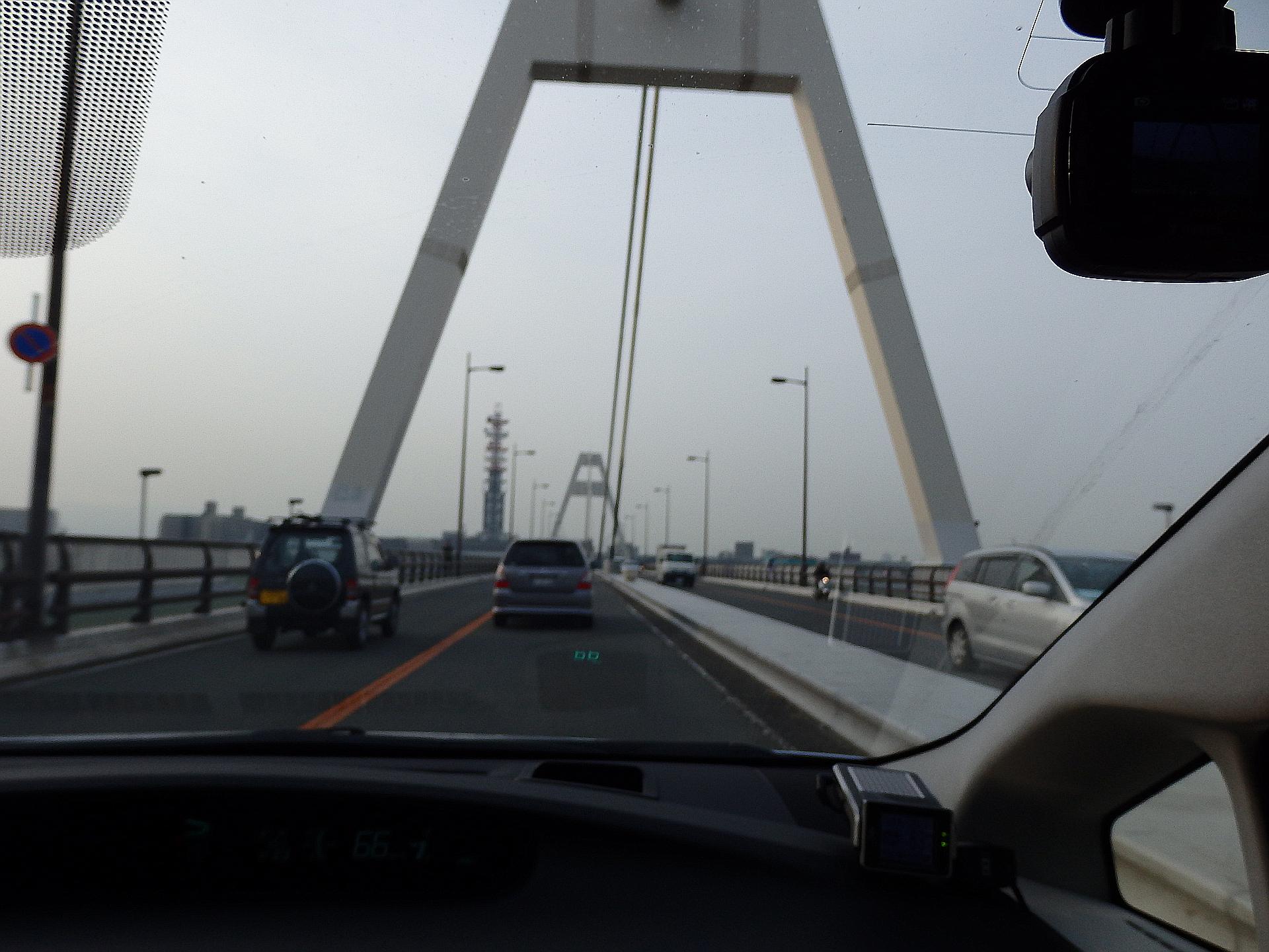 豊里大橋です。