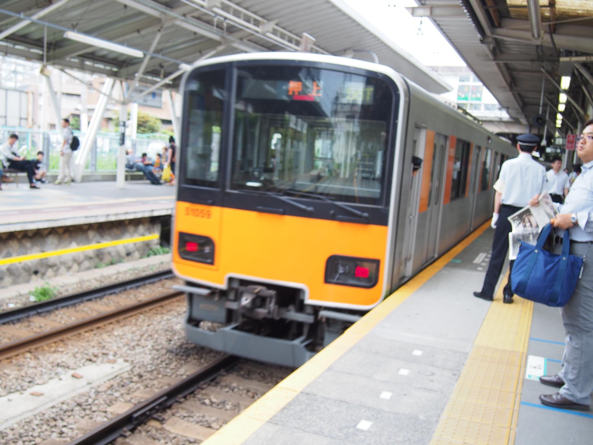 東武50000系です。