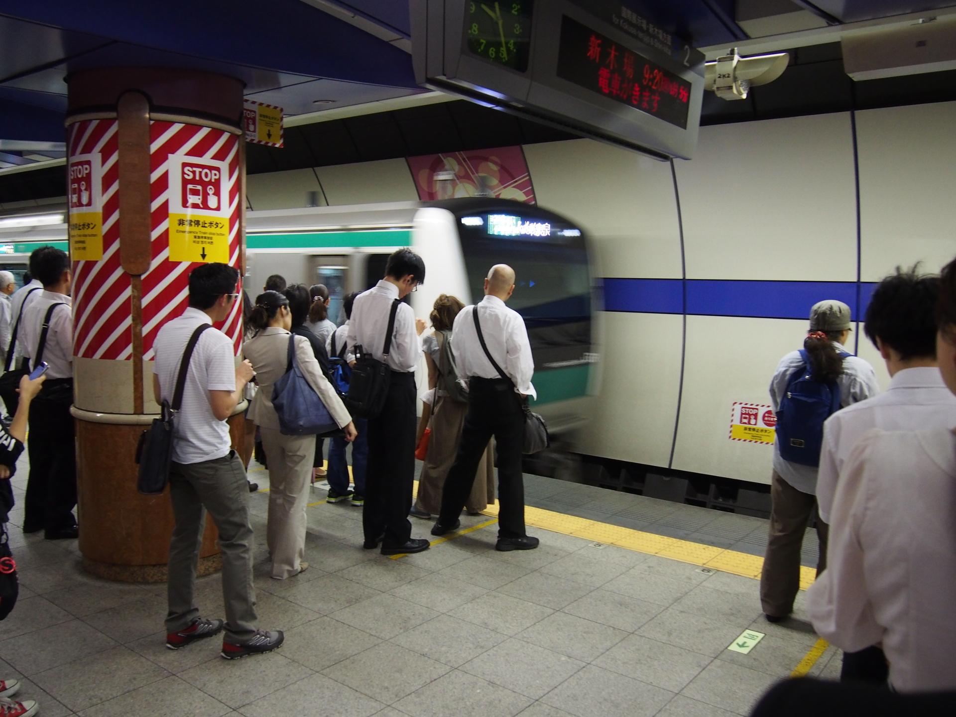 埼京/りんかい線用E233系7000番台です。