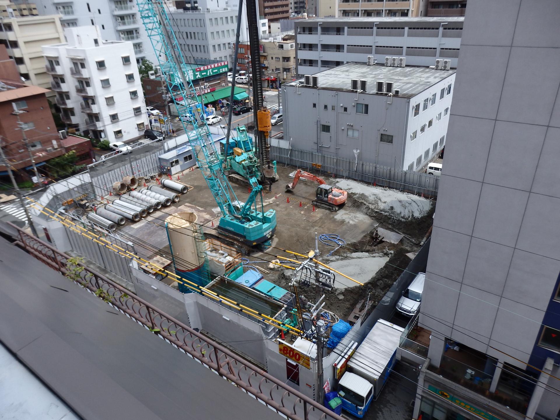 沢井製薬大阪研究所です。
